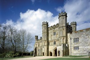 Battle Abbey and Battlefield East Sussex