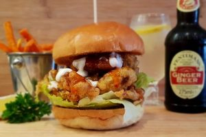 Taylor's Seafood and Burger Restaurant Hastings East Sussex